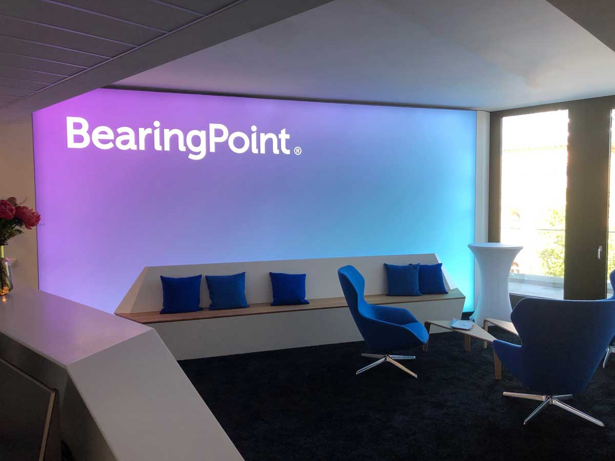 Bearingpoint Office Art